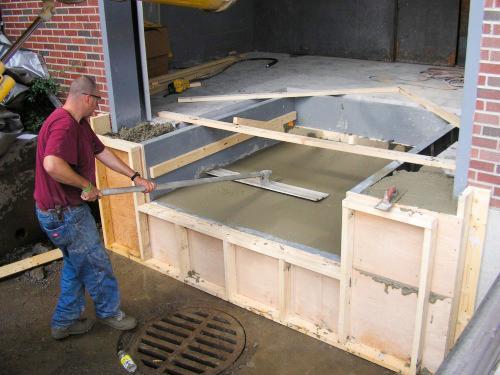 Dock Leveler Pit Kit