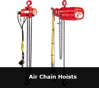Air Chain Hoist Models