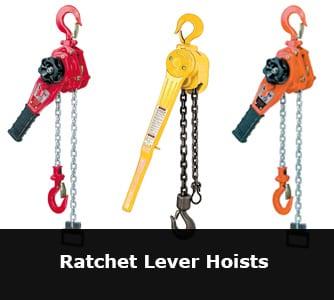 Ratchet Lever Hoists