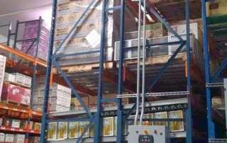 High Density Beer Storage Rack