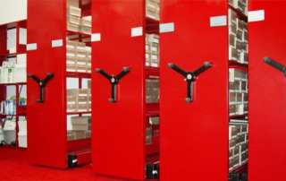 Mobile Parts Storage