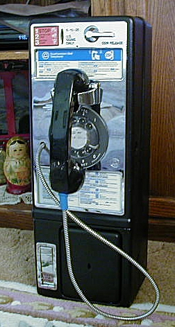 Western Electric Products  Telephones  Payphones  Modern