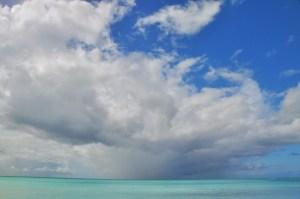 © Beatrice Otto – Carib beach & sky 1
