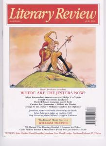 Literary Review cover