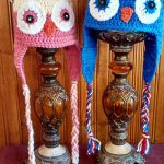 The Patriotic Owl and His Cute Friend!