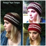 Winter's Twist Free Headband Pattern