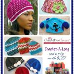 Crochet For Cancer CAL… Amazing Grace Remix…