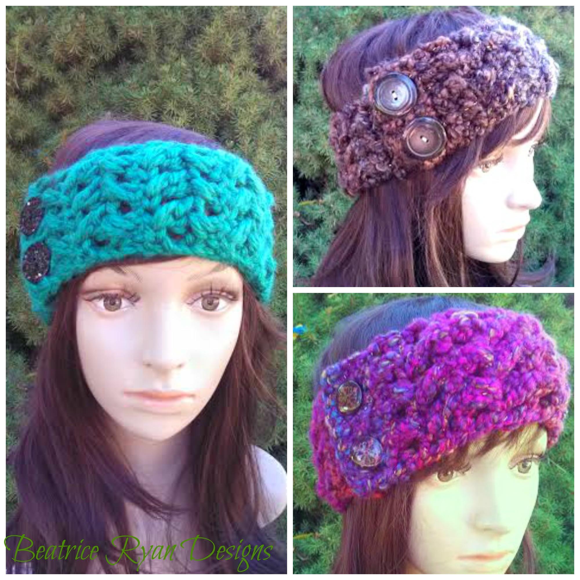 Effortless chic headband free crochet pattern bankloansurffo Images
