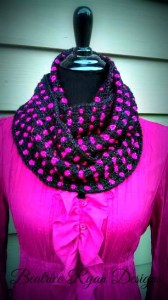 block party infinity scarf