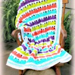 Summer Day's Baby Blanket