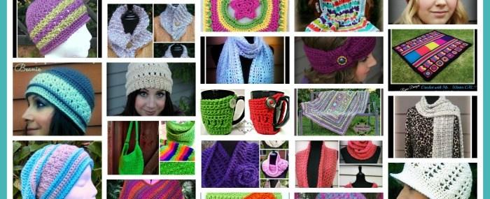 Beatrice Ryan Designs… Over 45 Free Crochet Patterns!!