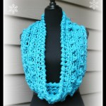 Wonderful Winter Infinity Scarf