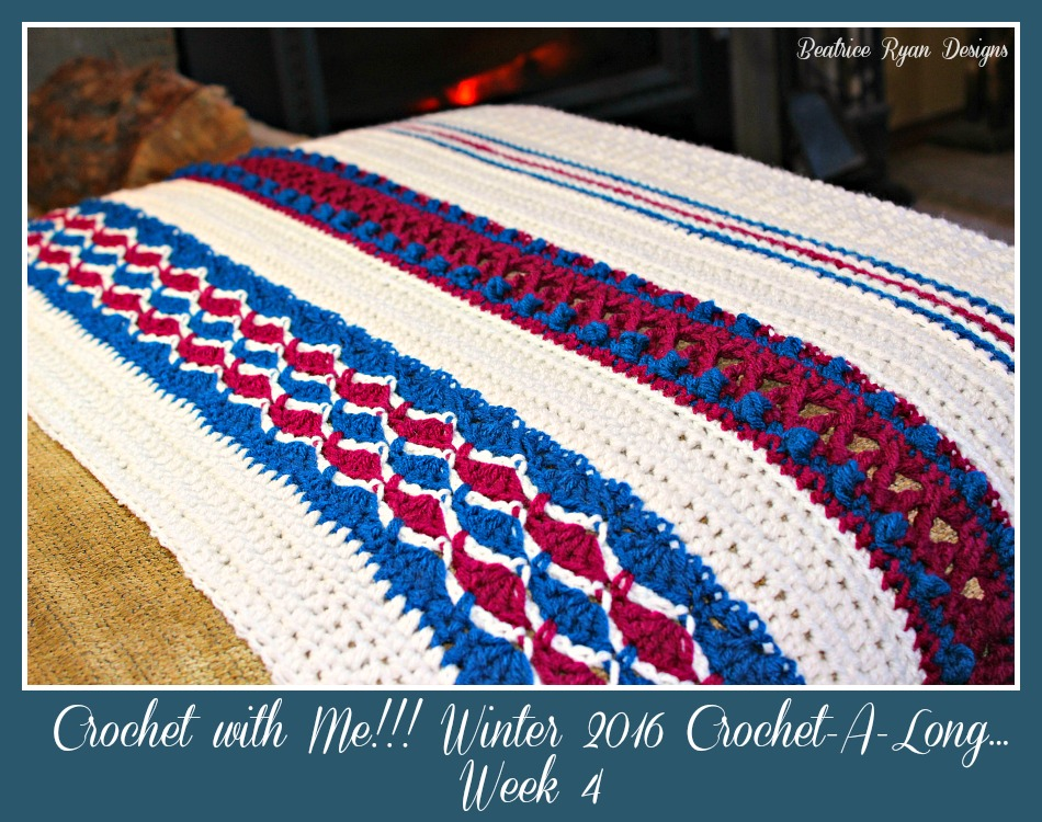 Crochet with Me 2016 Week 4