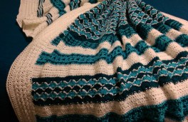 Beatrice Ryan Designs 2016 Afghan CAL by Therese Boyd