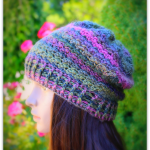 Winter Walk Beanie… New Free Crochet Pattern!!