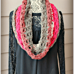 Winterberry Warm-up Cowl… New Free Crochet Pattern!!
