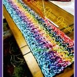 Scrap Busting Scrapghan Crochet Along!
