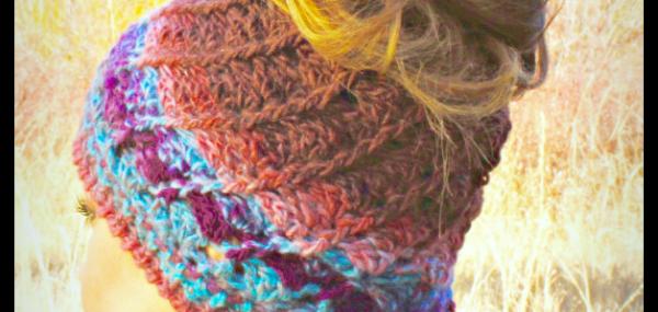 Boreal Bun Hat… Free Crochet Pattern!