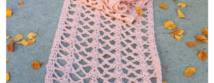 Amazing Grace Lace Scarf… Free Crochet Pattern!!!