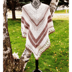 Time for the Coffee and Cream Poncho CAL Grand Prize Winner Announcement!!!