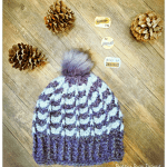 Wildwood Waves Hat… Free Crochet Pattern!