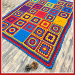 Whimsical Autumn Afghan… Mystery Crochet Along!  Week 10!!!