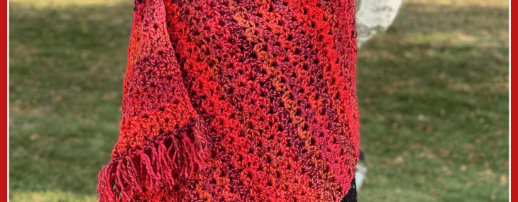 Sunset Garden Shawl… Free Crochet Pattern!!!