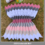2020 Crochet with Me!! 7th Annual Mystery Winter Afghan CAL… Week 5!!