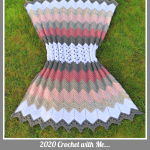 2020 Crochet with Me!!! 7th Annual Mystery Winter Afghan CAL… Week 9!!!