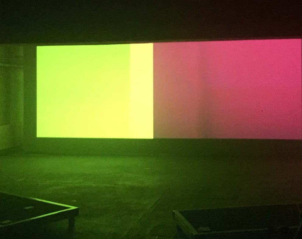 A stage at Berlin Atonal