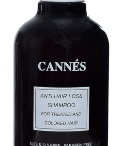 Cannes Anti-Hair Loss Shampoo For Treated and Coloured Hair 300ml