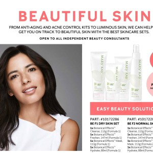 Botanical Effects Bundle Full Set – Dry Skin