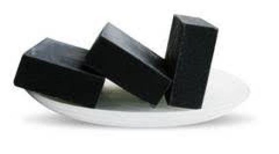fake black soap
