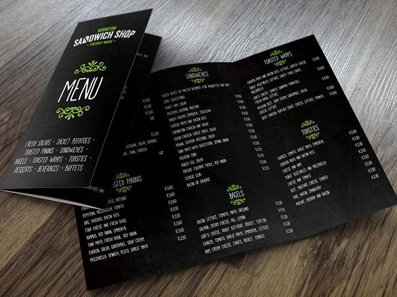 Norbiton_Sandwich_Shop_menu