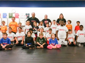Youth Mixed Martial Arts Classes