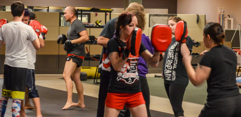 Muay Thai Kickboxing Classes in Beaufort SC - Thai Boxing