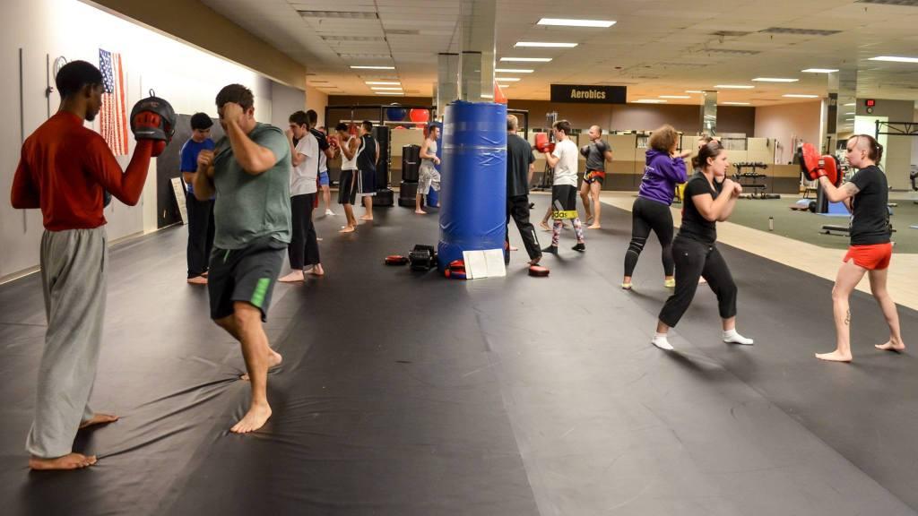 Muay Thai Classes in Beaufort SC