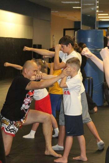 Muay Thai for Kids