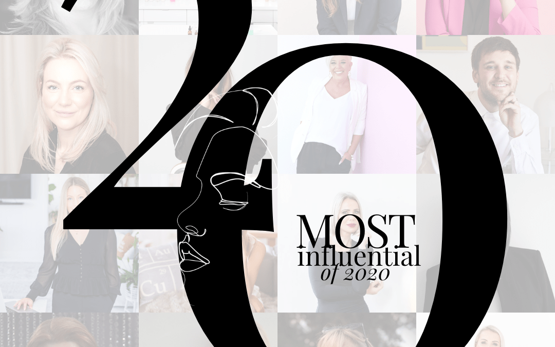 20 Most Influential Of 2020