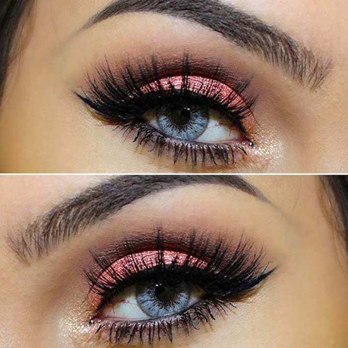Μακιγιάζ για γαλάζια μάτια (26)