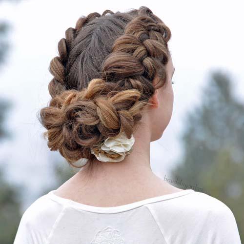 Μαλλιά τοστιέρα - Crimped hair (3)