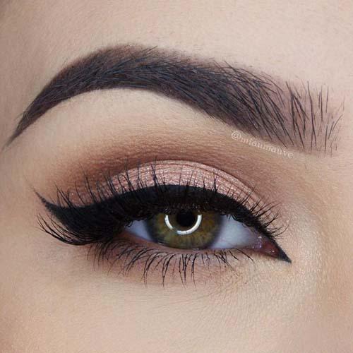 Ροζ μακιγιάζ ματιών (12)