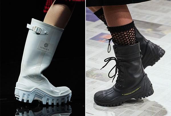 Αντιολισθητική σόλα στα παπούτσια