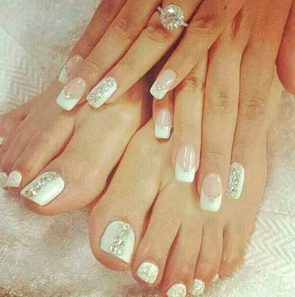 51 Wedding Toenails