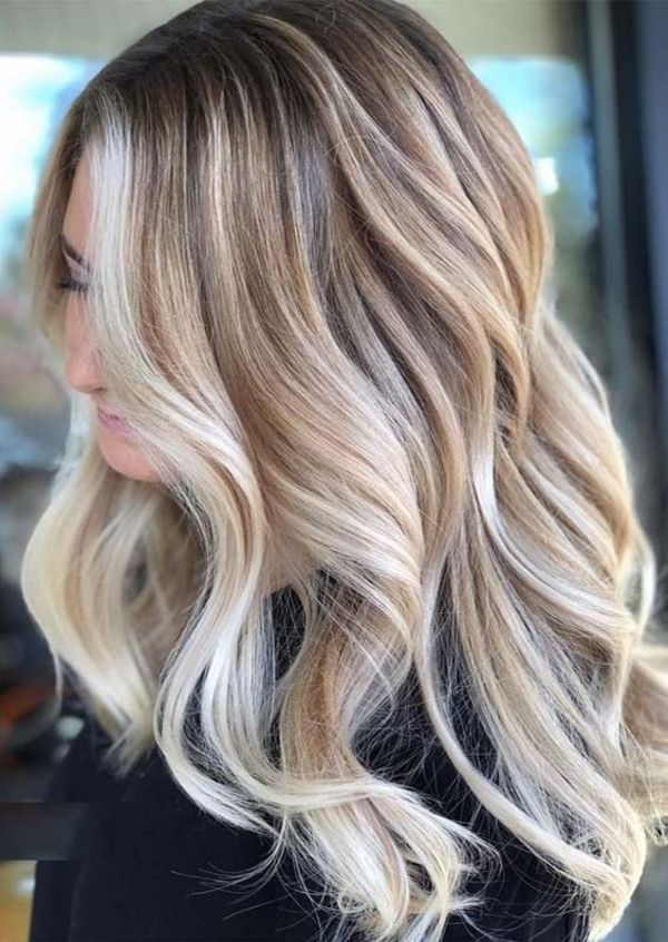 Ideas For Blonde Hair Highlights