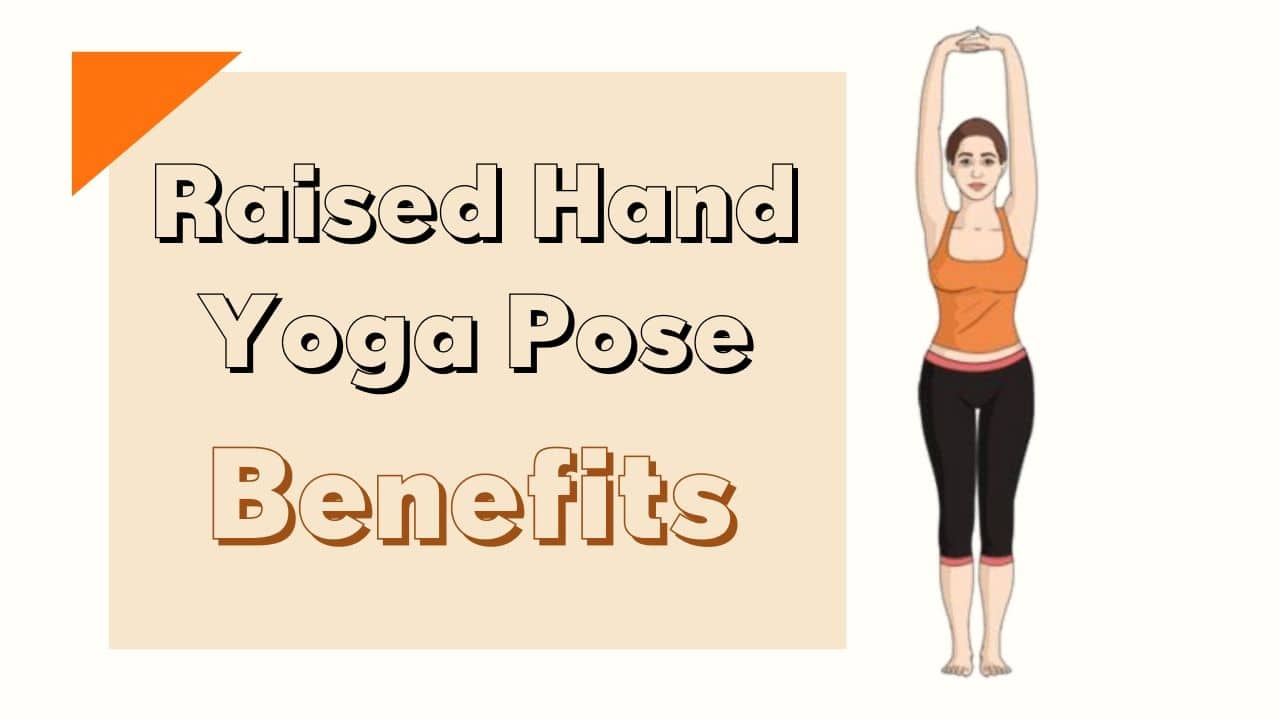 Hands Raised Pose or Urdhava Hastaasana, Benefits and How to Do