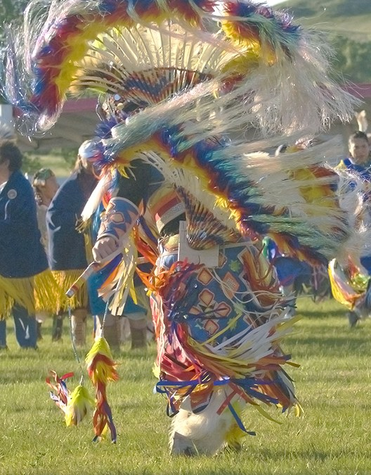 Check out the History and Colors at the Twin Buttes Celebration and Powwow