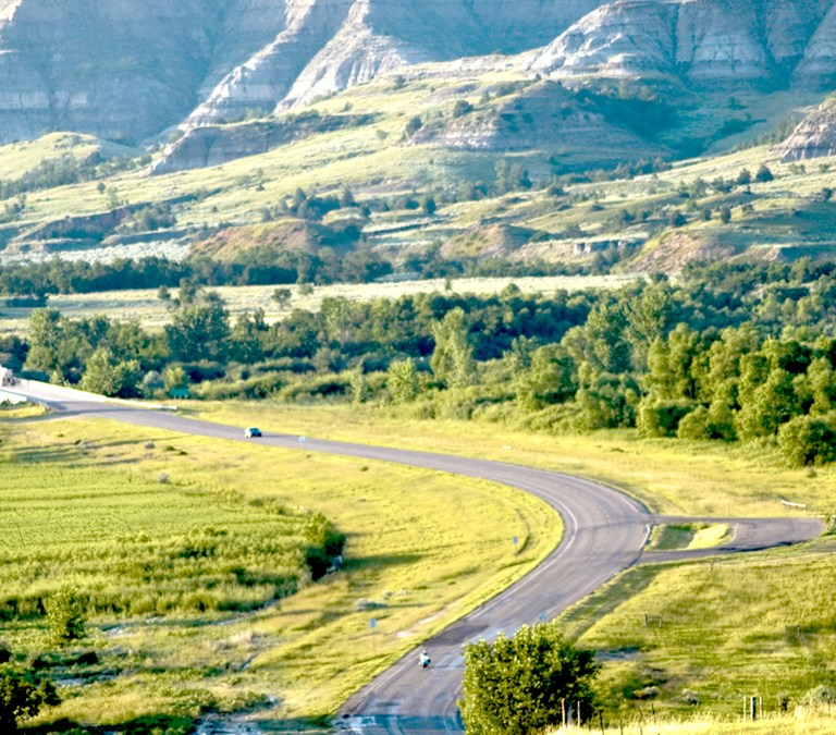"""""""Find Out Friday:"""" How bad is traffic in the North Dakota Badlands?"""