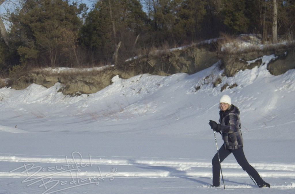 What can we do in the Badlands when it's cold? Part 3 – explode your endorphins!!