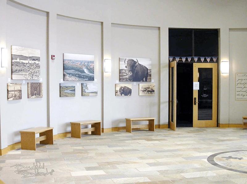 Confluence Center rotunda